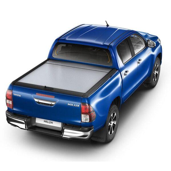 Toyota Hilux 2015-Present Aluminium Roll Cover PW3B10K005 / 870
