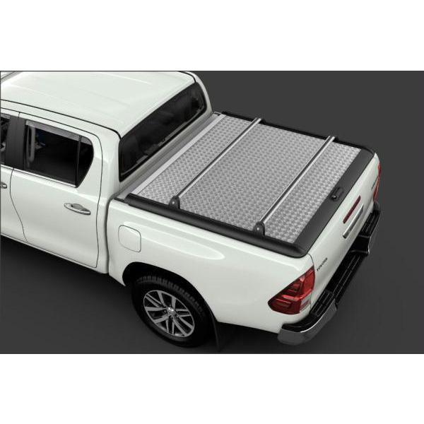 Toyota Hilux 2015-Present Deck Cross Bars For Aluminium Tonneau Cover PW3010K001 / 757