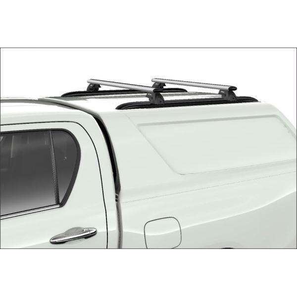 Toyota Hilux 2015-Present Cross Bars For Hardtop PW3010K004 / 758