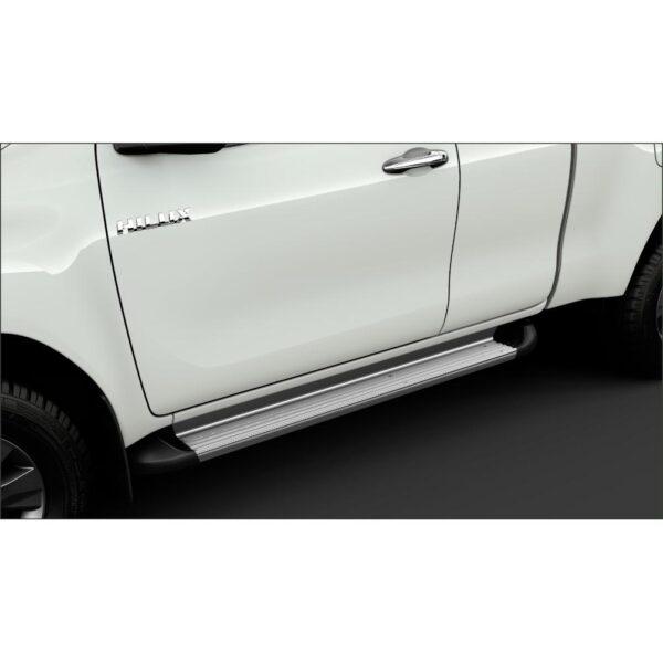 Toyota Hilux 2015-Present Aluminium Side Step Left Side PC3880K007 / 488