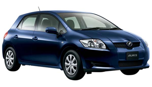 Toyota Auris Parts and Accessories