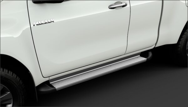 Toyota Hilux (2015-Present) Aluminium Side Step Right Side PC3880K008