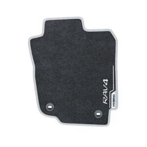 Toyota Rav 4 (2012-2018) Black Textile Floormats PW2100R004C0