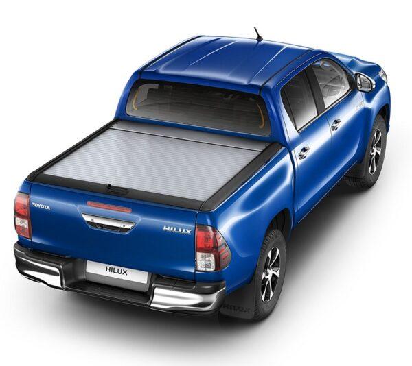 Toyota Hilux (2015-Present) Aluminium Roll Cover PW3B10K005