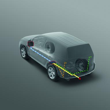 Toyota Hilux (2015-Present) 13 Pin Electrics PW5D00K002