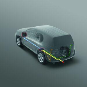 Toyota Rav 4 (2012-2018) 13 Pin Electrics PW5D00R000