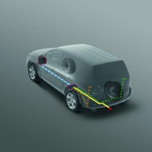 Toyota C-HR (2017-Present) 13 Pin Electrics PW5D010000
