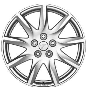 """Toyota Rav 4 (2005-2012) Podium 16"""" Silver PZ406X0677ZC"""