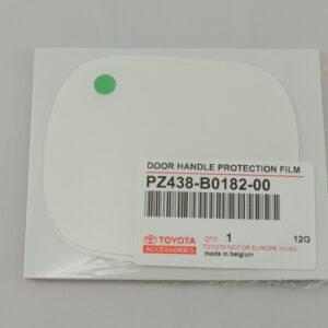 Toyota Verso (2009-2017) Door Handle Protection Film PZ438B018200