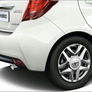 Toyota Yaris (2013-Present) Exhaust Pipe Finisher Chromed PZ467B749000
