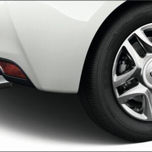 Toyota Yaris (2005-2013) Exhaust Pipe Finisher Chromed PZ467B949600