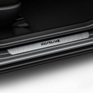 Toyota Rav 4 (2012-2018) Aluminium Scuff Plates PZ467X018400