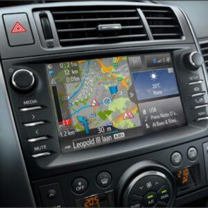 Toyota Land Cruiser (2007-Present) Go Navigation (Low) Western Europe Map Preinstalled PZ49000334G0