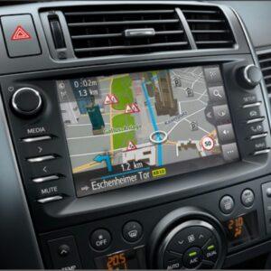 Toyota Verso (2009-2017) Go Navigation (High) Western Europe Map Preinstalled PZ49000336G0