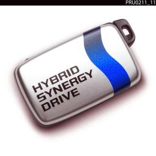 Toyota Prius (2009-2015) Smart Key Cover With Hsd Logo PZ49JG013000