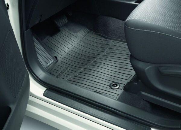 Toyota Verso 2012- onward Rubber Floormats PZ49K-E8357-RJ