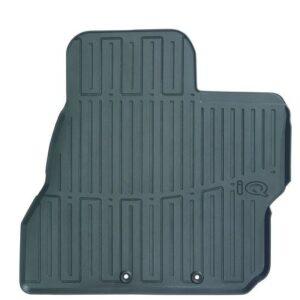 IQ 2008-2016 Rubber floor mats, RHD, w/o heater duct PZ49K-I0351-RJ