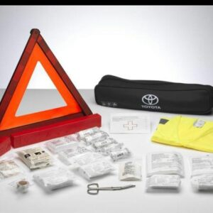 Toyota Yaris (2013-Present) Safety Kit Combi Bag Toyota PZ49S01EA0EU