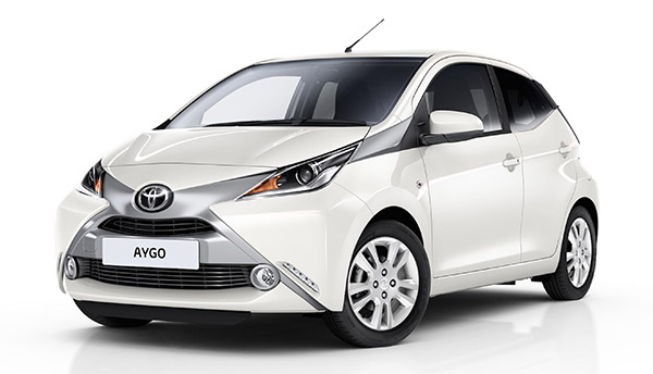 Toyota Aygo Mk2 Parts and accessories