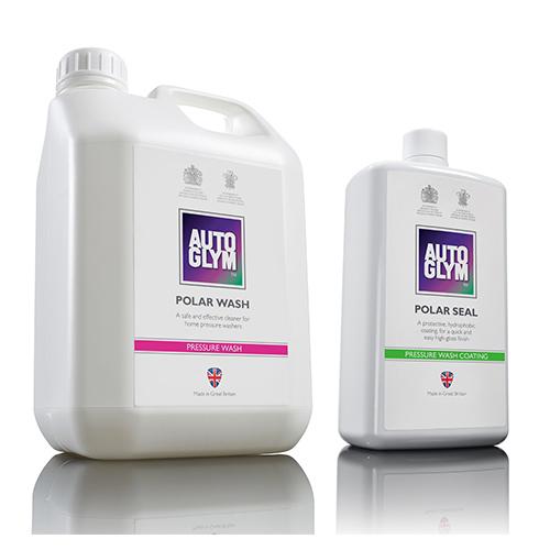 Auto Glym All New Polar Wash + Seal